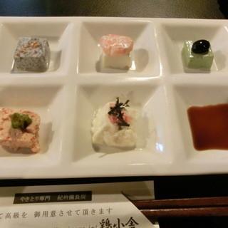 料庭 春日 - 料理写真:手作り豆腐
