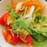 レストラン syunsai - 料理写真:サラダビュッフェです
