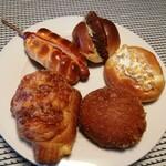 パンのみせココロ - 料理写真: