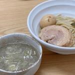 ら〜めん コジマル - 料理写真:昆布水つけ麺