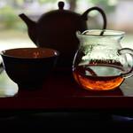 雪月風花 福智院 - ドリンク写真:広島在来 和紅茶
