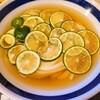 ふる里うどん  - 料理写真:へべすうどん