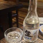 平和軒 - 千歳盛 生貯蔵酒 700円