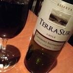 15842989 - TerraSur Reserva / Cabernet Sauvignon(¥588/Grass)