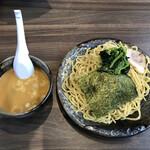 河内長野 魂心家 - 料理写真:柚子濃厚つけ麺大盛り