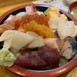 ファミリーすしガーデンハウス - 料理写真:まんぷくランチ