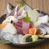 夕焼こ焼 - 料理写真:刺身の盛り合わせ