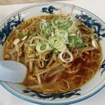 ぺーぱん - 料理写真:正油ラーメン ¥750
