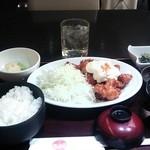 15844066 - チキン南蛮定食♪