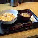 emma   - ランチの親子丼(大盛り)