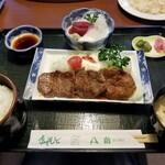 レストラン八白 - 料理写真:八白B定食(税込1,650円)