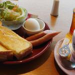 メロー ブラウン カフェ - 料理写真: