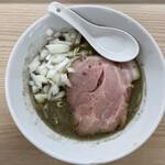 煮干しラーメン ゼクウ - 料理写真:ラグナロク