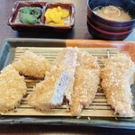 とんかつ 加賀ノ井 - 料理写真:ヒレカツ