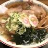亀寿司食堂 - 料理写真:チャーシューメン(醤油)750円