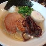 豚ソバ Fuji屋 - 豚ソバ 塩 700円