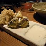 15846678 - とうもろこしの天ぷら