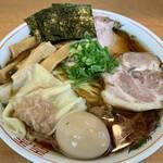 龍聖軒 - 特製醤油(大)