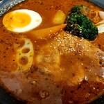 札幌スープカレーJACK - ゴロゴロとした具材
