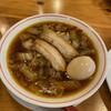 奈良天理ラーメン天風 - 料理写真:天風煮卵らーめん¥720