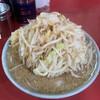 ラーメン 大 - 料理写真:普通盛¥800全マシアブラマシマシ