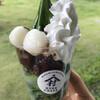 村茶屋 - 料理写真:抹茶パフェ。