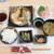 Casual天ぷらbar 天 - 料理写真:天ぷら定食1100円(オープン特価、通常1500円)