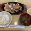 シャルマン - 料理写真:ショウガ焼き定食