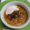 龍門瀑 - 料理写真:黒カラシビ麺
