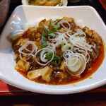 チャ~ボン 多福楼 - おいミニ麻婆丼