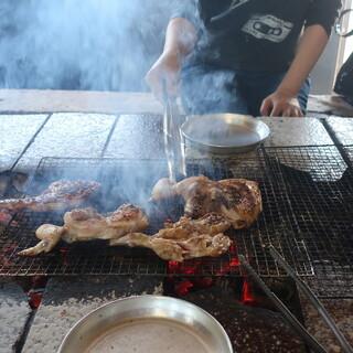 東千歳バーベキュー - 料理写真:バーベキュー