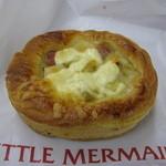 リトルマーメイド - 料理写真:ベーコン&ポテトデニッシュ
