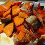 隠れ房 御庭 - 鮭の塩焼き