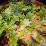 隠れ房 御庭 - 野菜サラダ