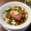 麺麓menroku - 料理写真:鴨出汁そば