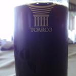 芥屋ゴルフ倶楽部 レストラン - トアルコトラジャのアイスコーヒー