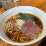 花うさぎ - 料理写真:魚介鶏だしらあめん(700円)