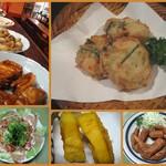 ちゃっぴー亭 - お料理いろいろ〜 そろってます!