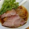 極汁美麺 umami - 料理写真:地鶏醤油900円