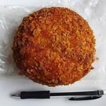 フレッシュベーカリー ラムール - 料理写真:カレーパン