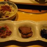 15851613 - 前菜とサラダ