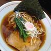 麺処 ほんだ - 料理写真:醤油らーめん〜さんま薫る中太麺〜