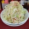 ラーメン二郎 - 料理写真:賄い ヤサイアブラ