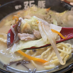 麺や ZEっ豚 - トッピング