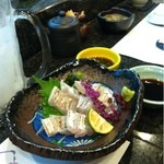 小花寿司 - 太刀魚焙り