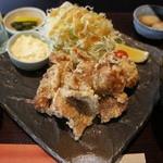 15852797 - 若鶏から揚げ定食