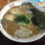 梅公 - 濃こくラーメン700円