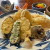 魚料理 いず松陰 - 料理写真:天ぷらでお食事 1650円。