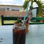 はぁなcafe - ドリンク写真:コーラ