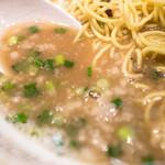 南木商店 - スープのアップ。